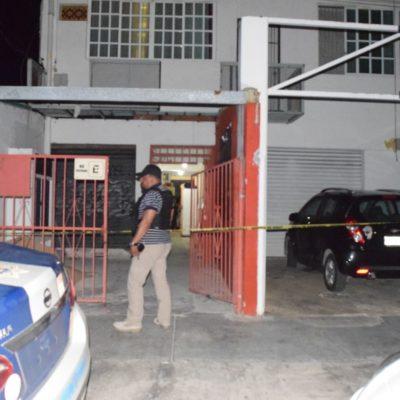 Asaltan empresa en la López Portillo