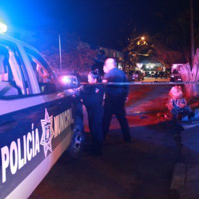 VIOLENTO DOMINGO EN CANCÚN: Un hombre ejecutado en Tierra Maya y una mujer muerta en el hospital tras ser apuñalada