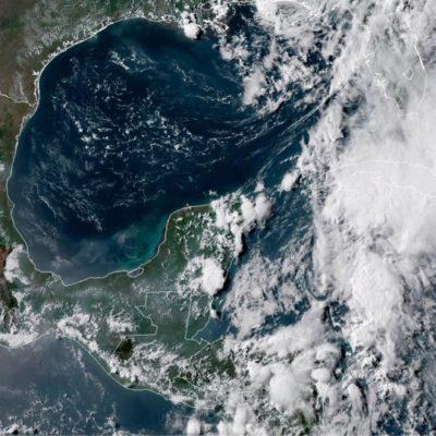 Incremento de la temperatura sin descartar lluvias por las tardes, el pronóstico para la mayor parte de la Península de Yucatán