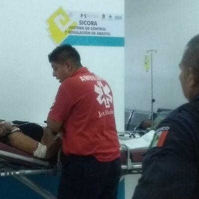 INTENTAN ASESINAR A UNA MUJER EN LA 219: Disparan contra fémina en las puertas de su vivienda en Cancún