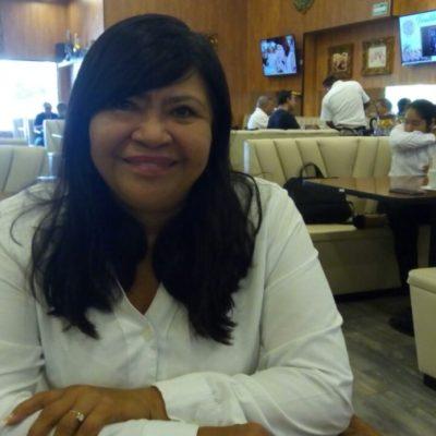 Morena no va a debate porque no ve equidad, dice Mildred Ávila
