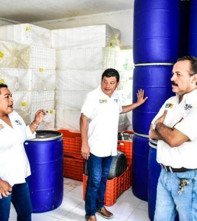 Julián Ricalde promoverá mayor presupuesto a la ciencia y la tecnología