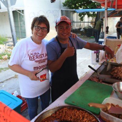 Orden y esperanza, propone Laura Beristaín para gobernar a ciudadanos que quieren transformar Solidaridad