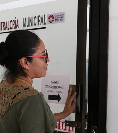3 mil 320 funcionarios públicos de BJ harán su declaración patrimonial y la declaración de posible conflicto de interés