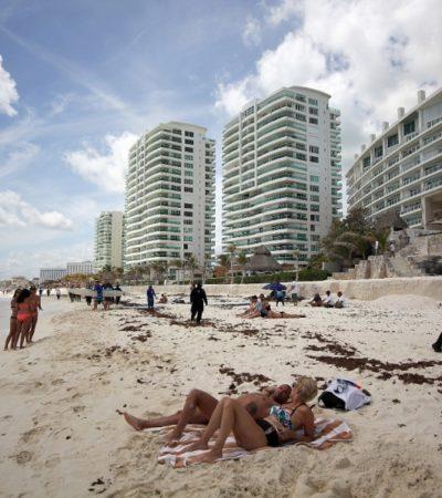 En Cancún se declaran listos para brindar seguridad y tranquilidad durante el 'Summer break'