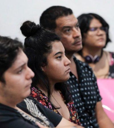 Marybel Villegas vinculará más alos universitarios con AMLO