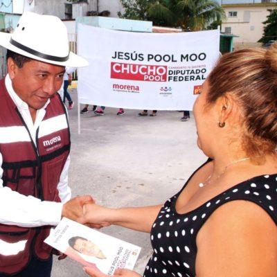 ¡ADIÓS DIABLOTES!: Jesús Pool revisará hidroeléctricas y tarifas de la Comisión Federal de Electricidad
