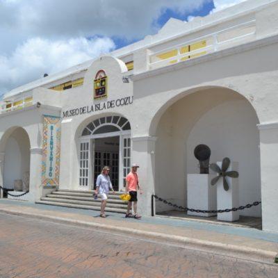 MODERNIZACIÓN: Una sala para conocer 'la furia de un huracán', un cinematógrafo y un acuario serán algunos de los nuevos atractivos del Museo de Cozumel