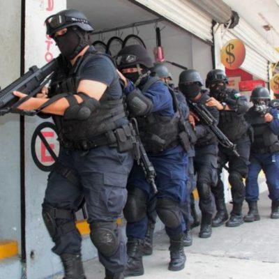 Profesionalizan a la policía en Benito Juárez