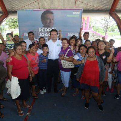 Pedro Joaquín augura que Cozumel recuperará la seguridad de antaño con policías mejor capacitados