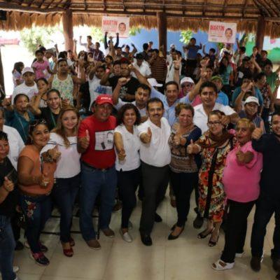 Martín de la Cruz creará la 'Farmacia del Pueblo' para beneficio de los que menos tienen en Solidaridad