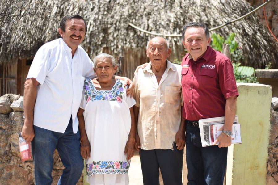 Lamenta José Luis Pech Várguez que Fiscalía esté paralizada en medio de ola de violencia
