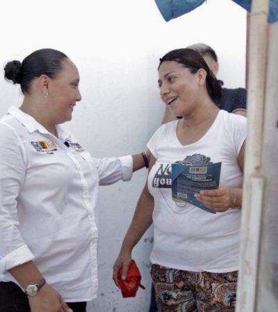 Cristina Torres promoverá la enseñanza del inglés entre el estudiantado de Playa del Carmen