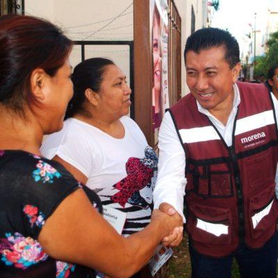 Fortalecer al Sector Salud, compromiso de Jesús Pool