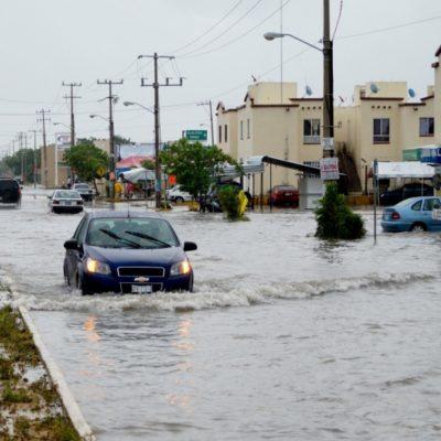 Por lluvias el ausentismo escolar escaló hasta el 95% en Zona Norte