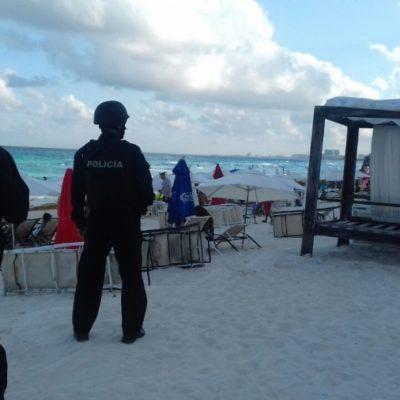 Intensifican vigilancia policiaca en todo el estado