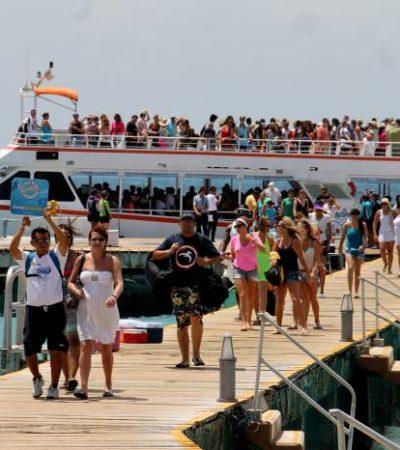 DEBATE 2018   CANDIDATOS, ANTE EL RETO DE ATRAER Y RETENER A TURISTAS EN ISLA MUJERES: Reconocen puntos débiles y áreas de oportunidad para aumentar la pernocta de visitantes