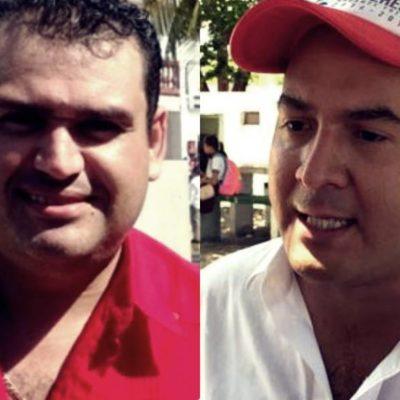 Rompeolas: Lucha fratricida en Isla Mujeres