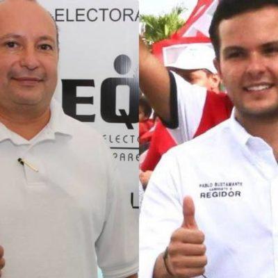 TIENE COALICIÓN DOS CANDIDATOS: Registran a Luis Pablo Bustamante Beltrán como el candidato del PVEM para sustituir a Mario Machuca, aunque sigue pendiente resolución del TEPJF sobre su caso