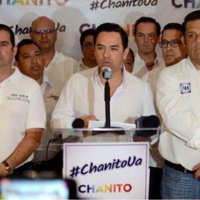 Cuestiona 'Chanito' al Teqroo por actuar a espaldas de los ciudadanos y en completa ilegalidad; califica resolución de 'cortina de humo' ante la inseguridad que azota Cancún