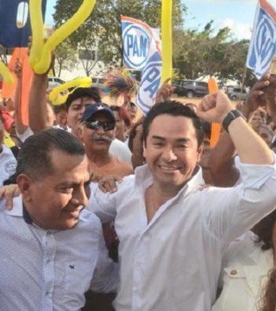 Analiza PRD siguiente paso en candidatura de Benito Juárez tras el revés a 'Chanito' Toledo, precisa Salvador Diego