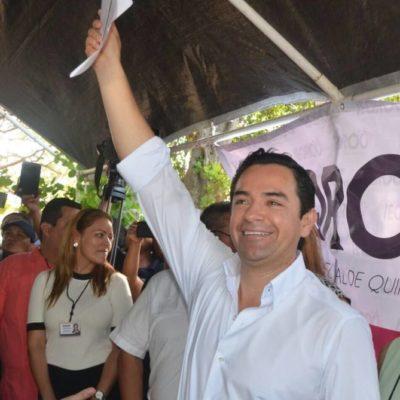 Asegura PRD que Carlos Joaquín no está interviniendo en decisiones de autoridades que determinaron negar la solicitud a 'Chanito' Toledo como candidato a la presidencia de BJ