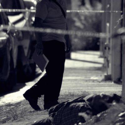 INICIO DE CAMPAÑAS NO INHIBE VIOLENCIA EN CANCÚN: Ejecutan a balazos a un hombre en la Región 503; suman 180 casos en 2018 y 23 tan sólo en mayo