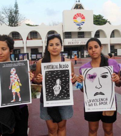 Catorce víctimas de violencia física o sexual recibirán reparación de daños por parte de la Comisión Ejecutiva para la Atención de Víctimas de Quintana Roo