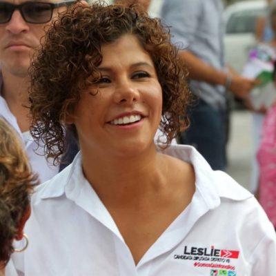 La trayectoria en servicio público respalda la candidatura de Leslie Hendricks
