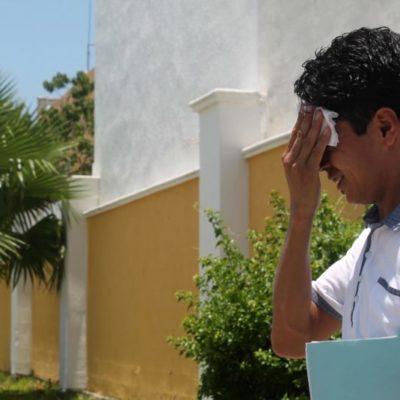Se mantendrán las altas temperaturas por las mañanas y las lluvias por la tarde, en la Península de Yucatán