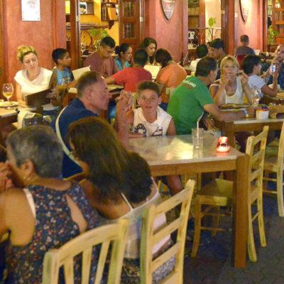Restaurantes de Playa del Carmen, registran cifras positivas en temporada 'media'