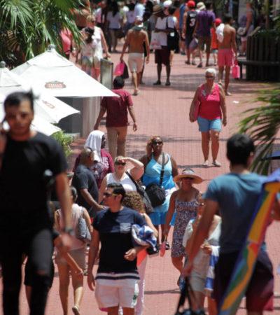 VIOLENCIA NO AFECTA LA IMAGEN DE LA RIVIERA MAYA, DICEN: Esperan lleno total en vacaciones de verano en Playa del Carmen