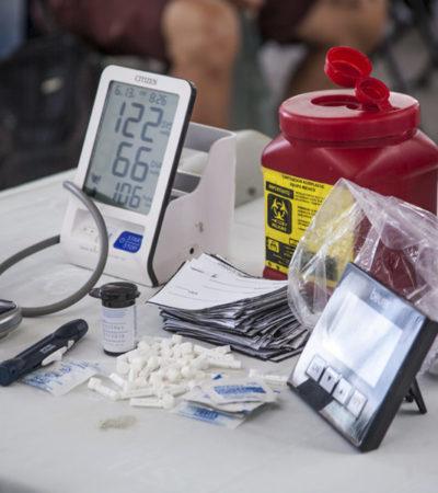 """""""El Sector Salud no rechaza pacientes"""", dice Alejandra Aguirre, secretaria de Salud de Quintana Roo"""