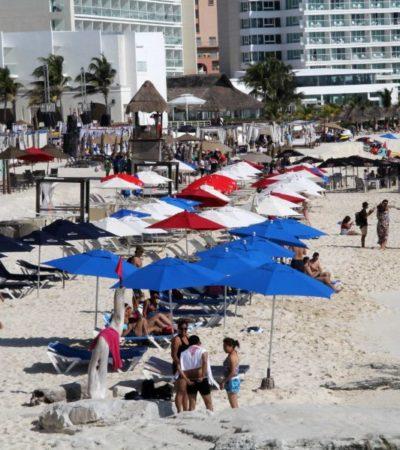 Organizan visita de mayoristas al Caribe Mexicano