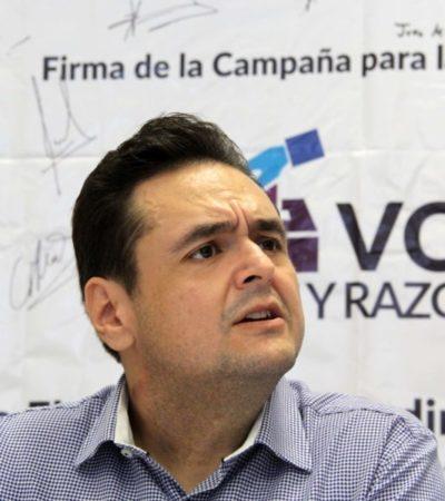 Candidatos de Benito Juárez están dispuestos a participar en un debate