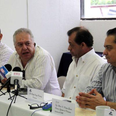 Empresarios podrán adquirir inmuebles en 'Subasta de Bienes en Cancún' que se realizará 'a martillo' el próximo 31 de mayo