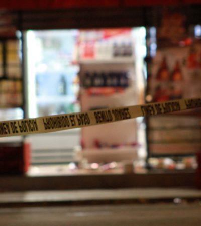 Muere uno de los cuatro baleados anoche en el fraccionamiento Lombardo Toledano
