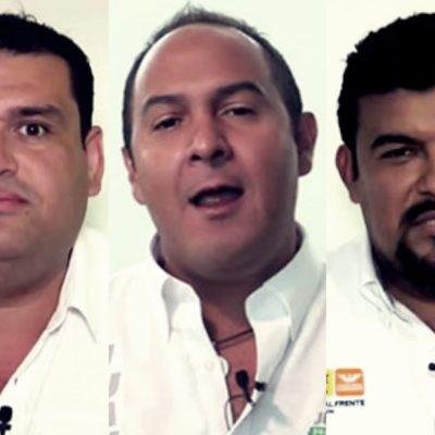 DEBATE VIRTUAL 2018 | CANDIDATOS DE ISLA MUJERES PONEN LA SEGURIDAD COMO PRIORIDAD: Edgar Gasca, Juan Carrillo y Faustino Uicab muestran sus propuestas contra la inseguridad