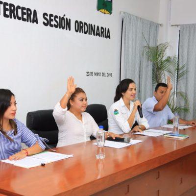 SESIÓN DE CABILDO DE TULUM: Aprueban inicio del procedimiento de revocación de oficio de certificación de medidas y colindancias por Club Akumal del año 2013