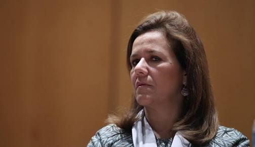 """RENUNCIA MARGARITA ZAVALA A CANDIDATURA: La ex panista independiente dice que se baja """"por un principio de congruencia y honestidad política"""""""