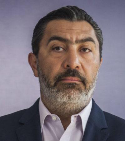 """""""Por el Frente no; el mejor voto útil es para Meade"""", dice Jorge Camacho, ex vocero de Margarita Zavala"""