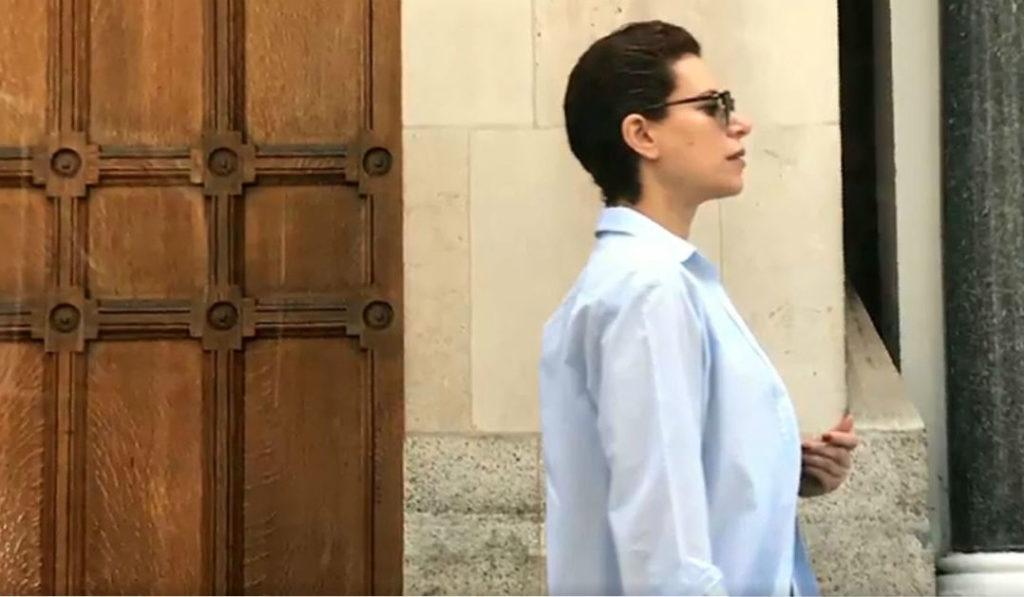 Karime Macías, esposa de Javier Duarte, disfruta de su vida en Londres gastando un millón 600 mil pesos al mes, afirma Miguel Ángel Yunes Linares