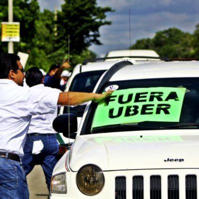 FRENAN LA CONSULTA DE UBER: Magistrados del Teqroo revocan acuerdo del Ieqroo para preguntar a los ciudadanos sobre apertura a nuevas plataformas de transporte en Cancún; piden se reponga el acuerdo