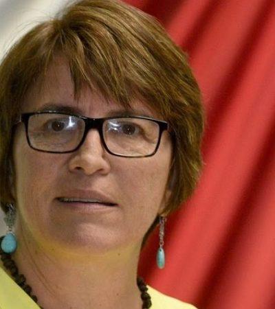 Rompeolas: Laura Beristaín se queda sola en Morena