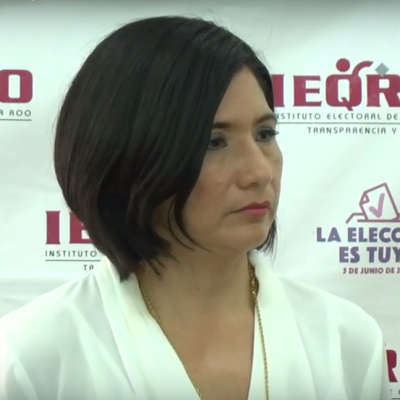 EL ÁRBITRO ELECTORAL, AL BANQUILLO: Tiene Mayra San Román cita hoy con la justicia por presunta manipulación del listado de electores