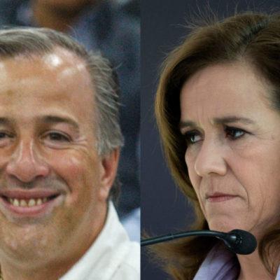 """PRI y José Antonio Meade buscan que Margarita Zavala respalde su proyecto """"para garantizar certidumbre en el país"""": René Juárez"""