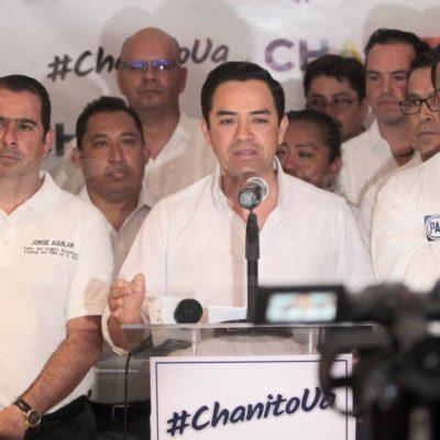 VIRTUAL RUPTURA DEL PRD CON EL GOBIERNO POR CANCÚN: Registra el 'Sol Azteca' como candidato sustituto en Benito Juárez a un 'simi Chanito'