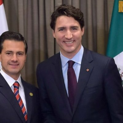 México y Canadá responden con ajuste de aranceles a productos estadounidenses