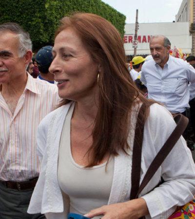 A través de Twitter, llama Tatiana Clouthier a los candidatos a la presidencia de México para que firmen el decálogo del emprendedor