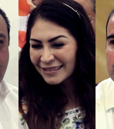 Rompeolas: Suenan Daniela Vara, Eloy Peniche y Jorge Aguilar